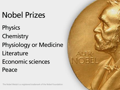 Explore 100 Years of the Nobel Prize
