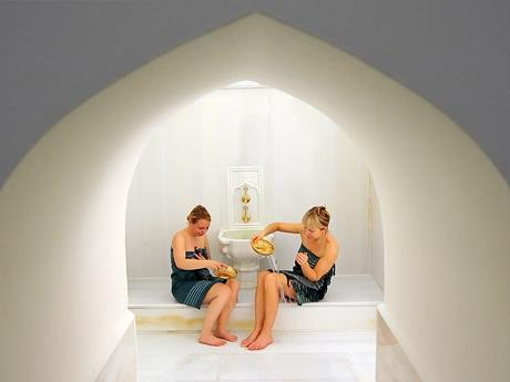 Istanbul's Hammam: The Traditional Turkish Bath