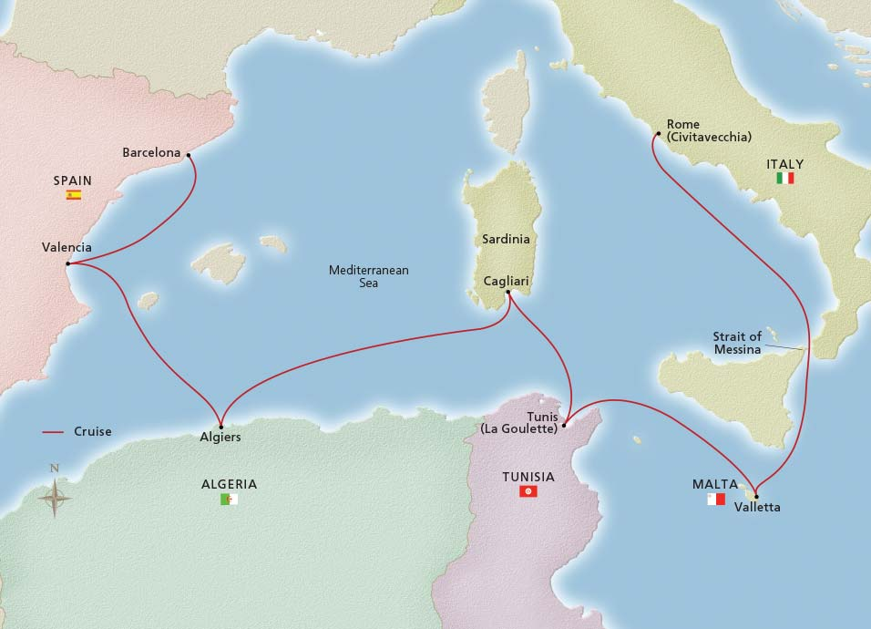 viking cruise questions
