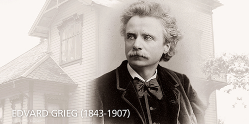 The Essence of Norway: Edvard Grieg