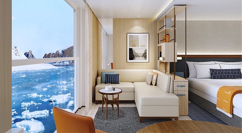 Nordic Junior Suite stateroom
