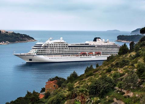 Viking Ocean Cruises Unveils Season New Itineraries - Best small cruise ships caribbean