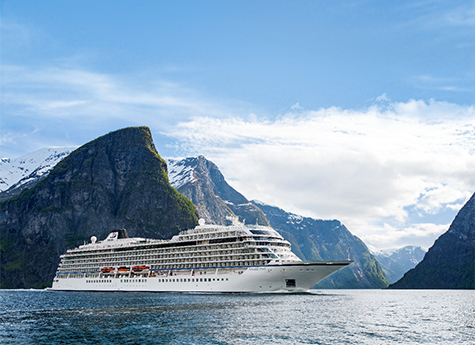 Travel + Leisure Readers Name Viking #1 Ocean Cruise Line in 2016 World's Best Awards
