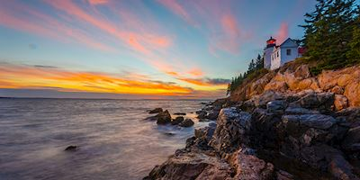 Lighthouse, Bass Harbor