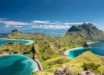 Komodo and the Australian Coast