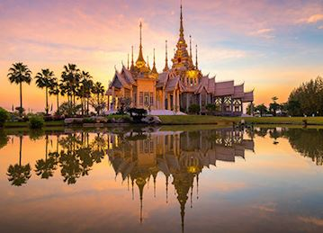Wat Non Kum Temple in Thailand