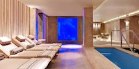 Snow Grotto spa on Viking Star