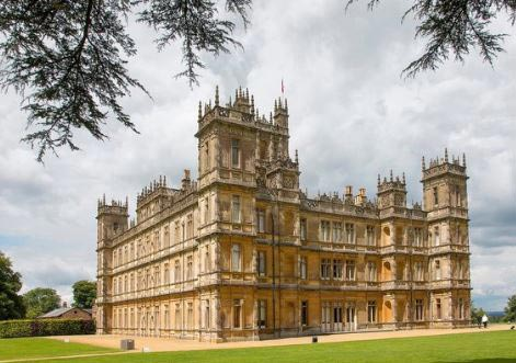 Travel Leisure Visit Real-life Sites From Downton Abbey