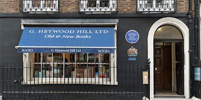 Heywood Hill bookstore