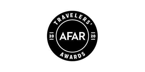 AFAR Travelers' Choice Awards