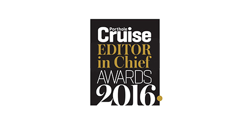 Porthole Cruise Editor in Chief Awards 2016 logo