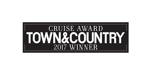 Town & Country Cruise Award 2017 Winner logo